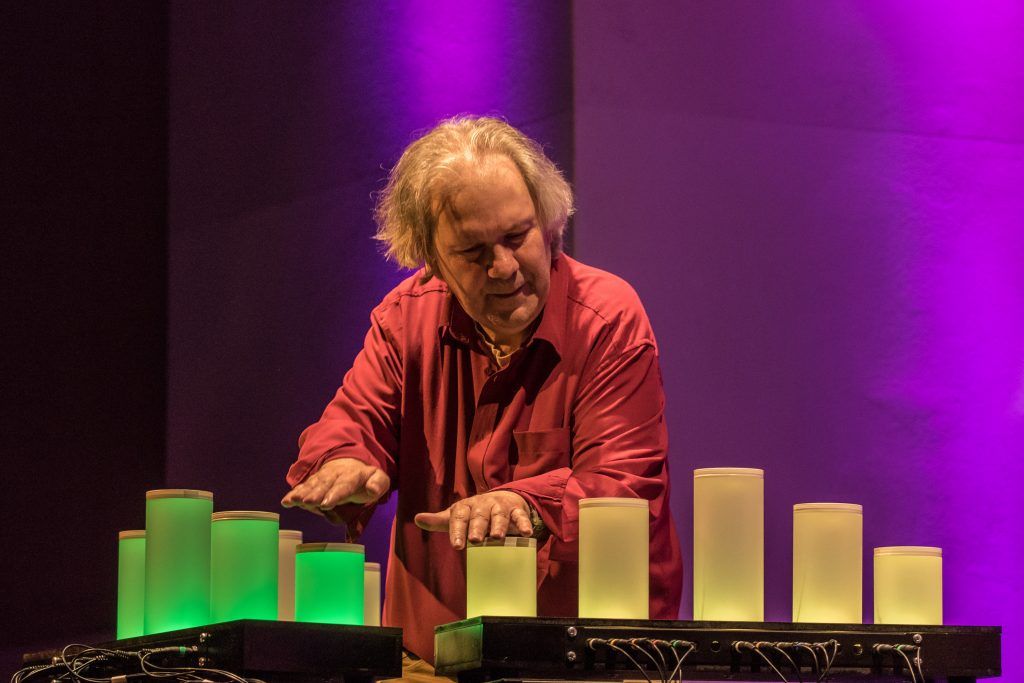 Burkard Schmidl - Soundharp 04